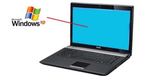 XP-Rechner starten nach Update nicht