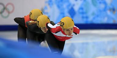 Windisch im 1.000 m-Viertelfinale
