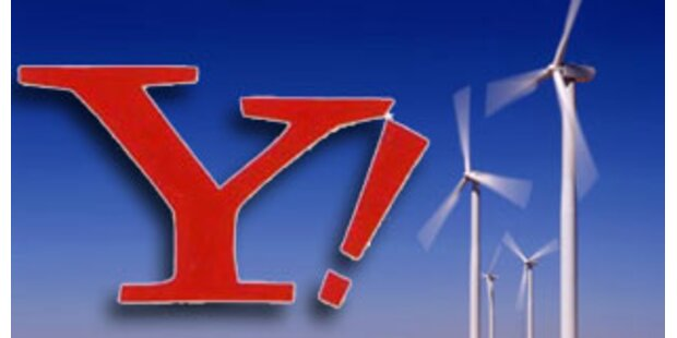 Yahoo neutralisiert seinen CO2-Ausstoss