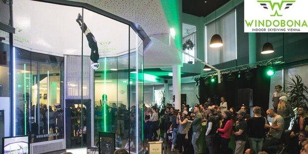 Windobona Indoor Skydiving Wien