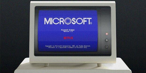 Microsoft begeistert mit