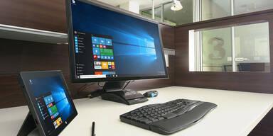 Achtung: Windows-10-Update nicht installieren