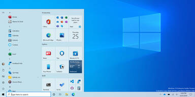 Windows 10 bekommt völlig neues Startmenü