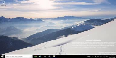 Windows 10: Video zeigt Neuerungen