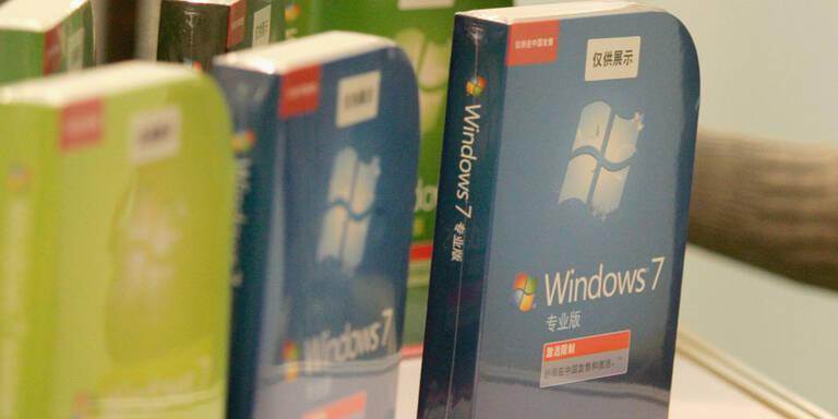 Windows 7 ist ab sofort tickende Zeitbombe