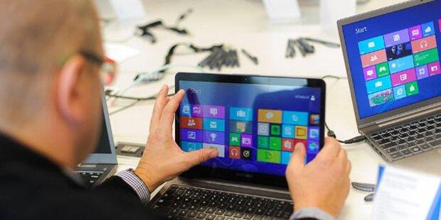 Windows 8.1: Microsoft bestätigt Update