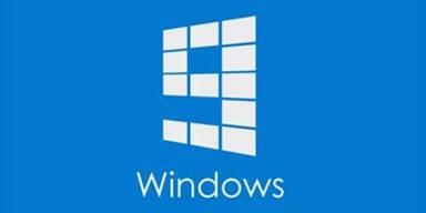 Panne: Microsoft zeigt Windows 9