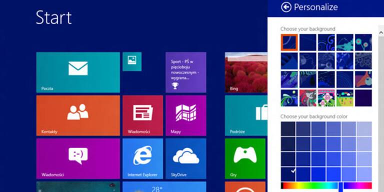 Infos von Windows Blue aufgetaucht
