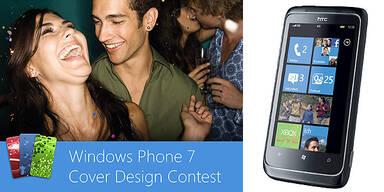 Windows Phone 7 Cover Design Contest