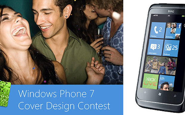 Großer Windows Phone 7 Design Contest