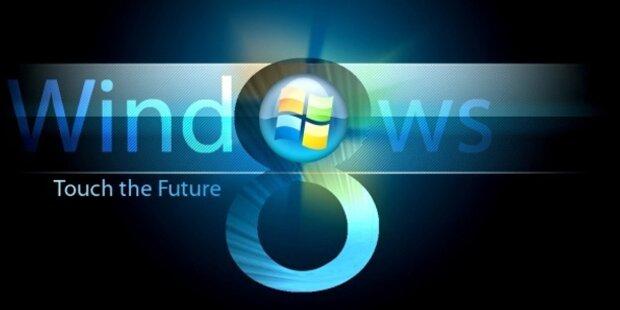 Windows 8 ab sofort aufspielbar