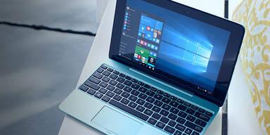 Windows-10-Update legt Frühstart hin