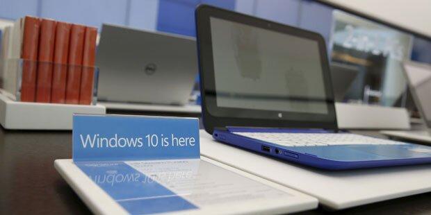 Windows 10: Gratis-Upgrade endet