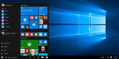 Windows 10: Erstes großes Update ist da