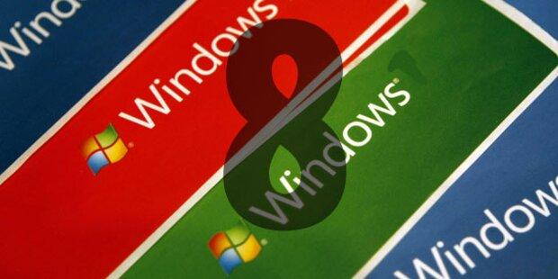 Windows 8: App Store so gut wie fix