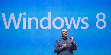 """Forscher: """"Windows 8 ist gescheitert"""""""