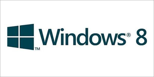 Windows 8 bekommt völlig neues Logo