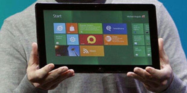 Microsofts Windows 8 kommt im Oktober