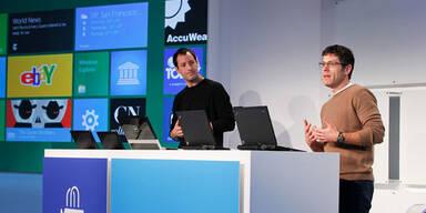 Offizielle Details vom Windows 8 Store