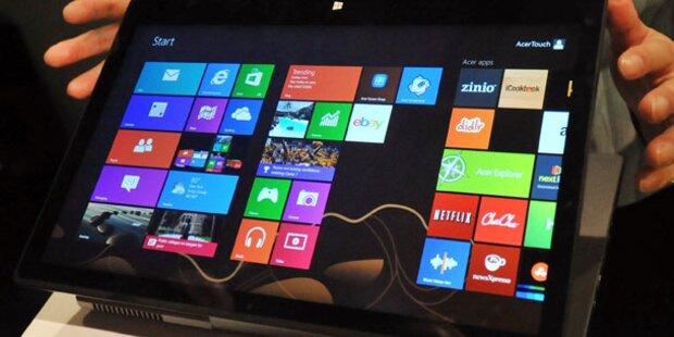 Hacker knacken Windows 8.1