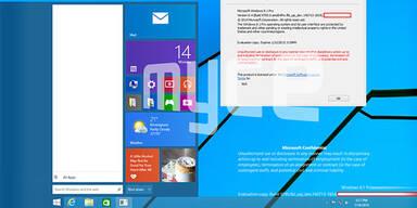 Windows 9: Beta-Version kurz vor Start
