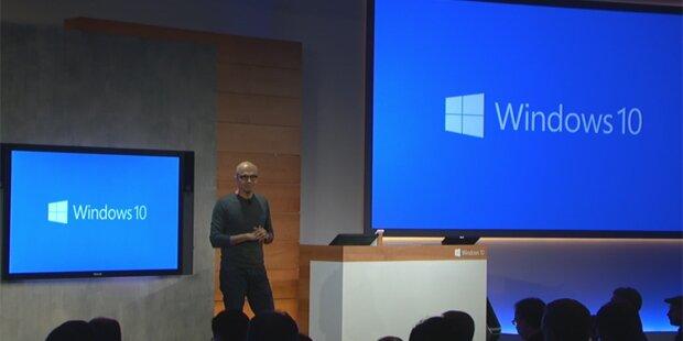 So gut wird das neue Windows 10
