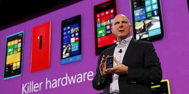 Microsoft greift mit Windows Phone 8 an