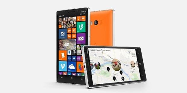 Roll-Out von Lumia Cyan startet