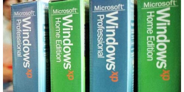 Windows XP bleibt trotz Vista erfolgreich