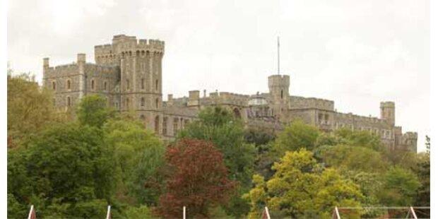 Paar hatte Sex vor Schloss der Queen