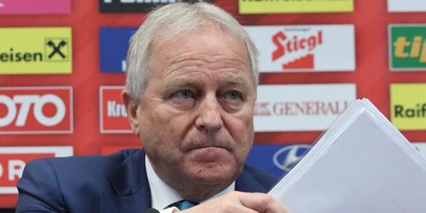 ÖFB: Windtner äußert sich zu Vorwürfen