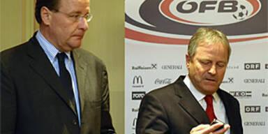Neuer ÖFB-Boss stellt Brückner Ultimatum
