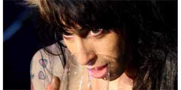 Winehouse: Alk statt Mandela-Foto