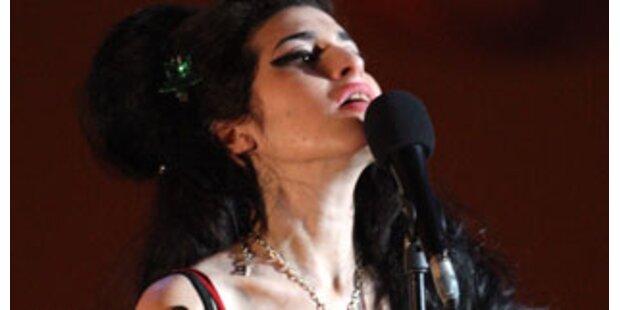 Amy Winehouse stahl Brit-Awards-Gewinnern die Show