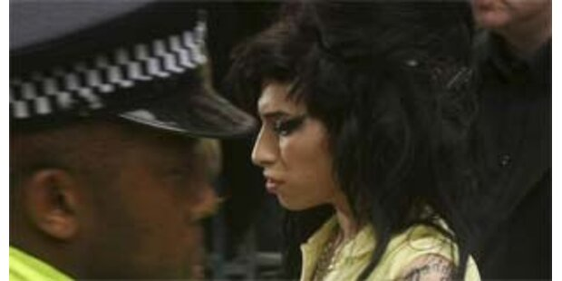 Sängerin Amy Winehouse wieder fei