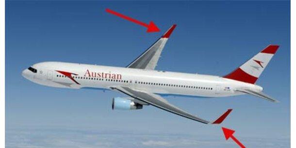AUA setzt Boeing 767 Flügel auf