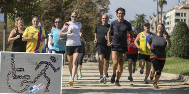 Wings for Life World Run auch bei uns