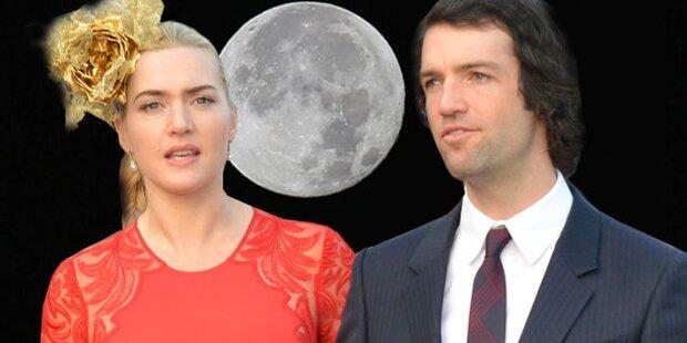 Winslet: Ihr Mann schießt sie zum Mond