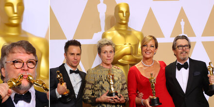 90. Oscar: Alle Gewinner und Storys
