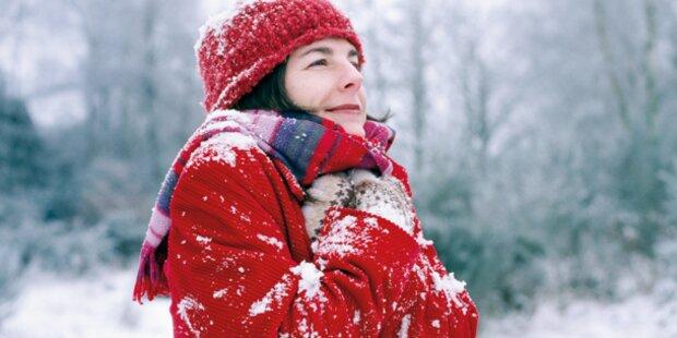 Tipps gegen die Kälte