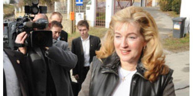 Personenschutz für Winter bisher 160.000 Euro