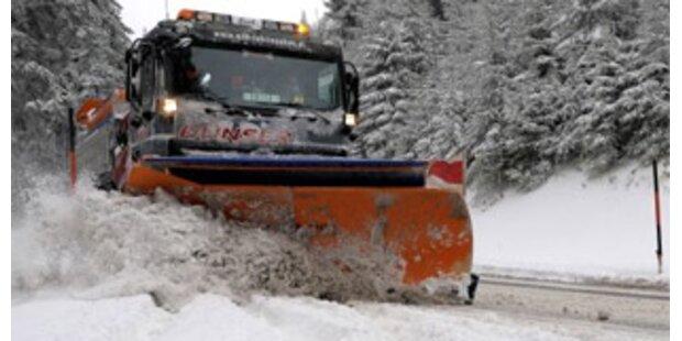 Schwere Verkehrsunfälle in Salzburg