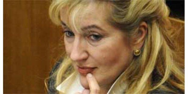 Susanne Winter muss im Jänner vor Gericht