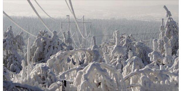 33 Kältetote in Osteuropa