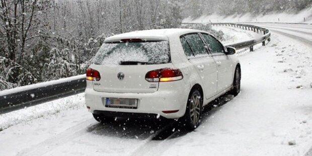 Winterausrüstung fürs Auto: Alle Infos