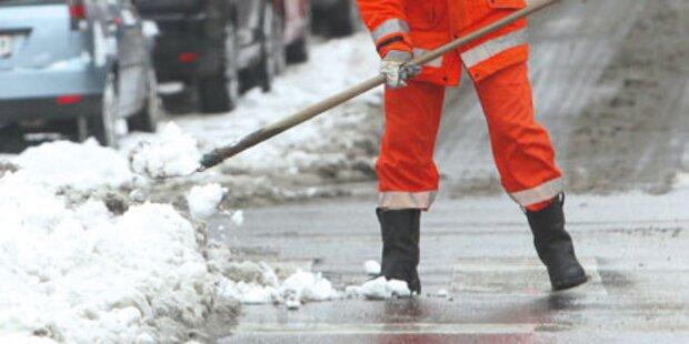 Neuschnee: Der Bibber-Winter geht weiter