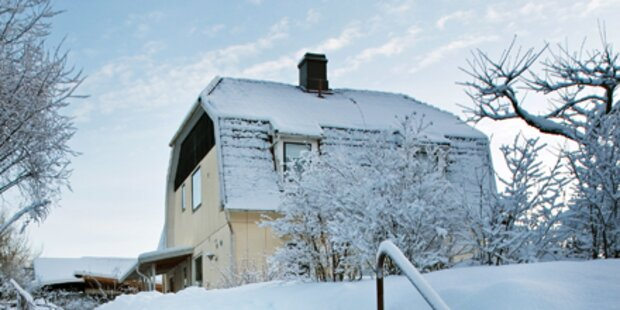Der Winter steht vor der Tür...
