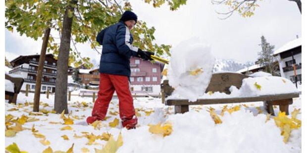 Wochenendwetter: Es bleibt winterlich