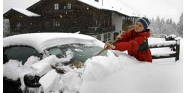 Diese Woche bringt Rekord-Kälte