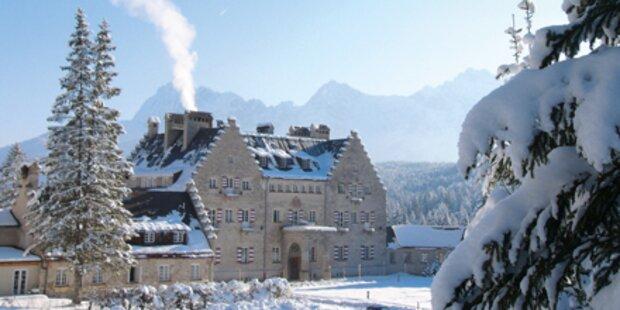 Top-Hotels in beliebten Skigebieten